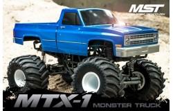 MTX-1 MONSTER TRUCK BRUSHLESS