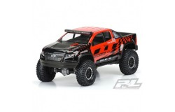 CHEVY COLORADO ZR2 CLEAR...