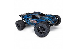 TRAXXAS  RUSTLER 4X4 Brushed