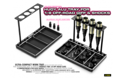 HUDY ALU TRAY FOR 1-8...