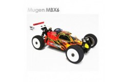 CARROCERIA MUGEN MBX6 FORCE...