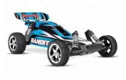 TRAXXAS BANDIT 2WD TQ RTR...