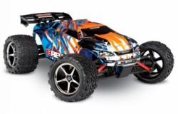 E-REVO 1/16 4WD RTR TQ NARANJA