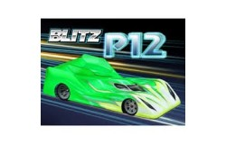 BLIZT `P12 LIGHT PAN CAR 12