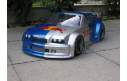 BMW M3 + PEGATINAS