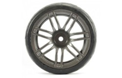 FASTRAX 14SP GUN METAL WHEEL