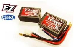 EZ POWER SADDLE 7,4V 6600...