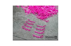 BITTY CLIPS CARROCERIA ROSA...