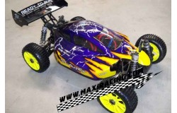 HSP PLANET 1/8 BRUSHLESS RTR