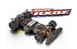 XRAY RX8 E - 2018 Specs