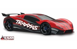 TRAXXAS 1/7 4WD BRUSHLESS...