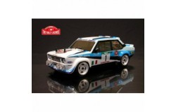 FIAT 131  WRC AZUL ARTR...