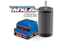 TRAXXAS 1/8 MXL-6S  (Motor...